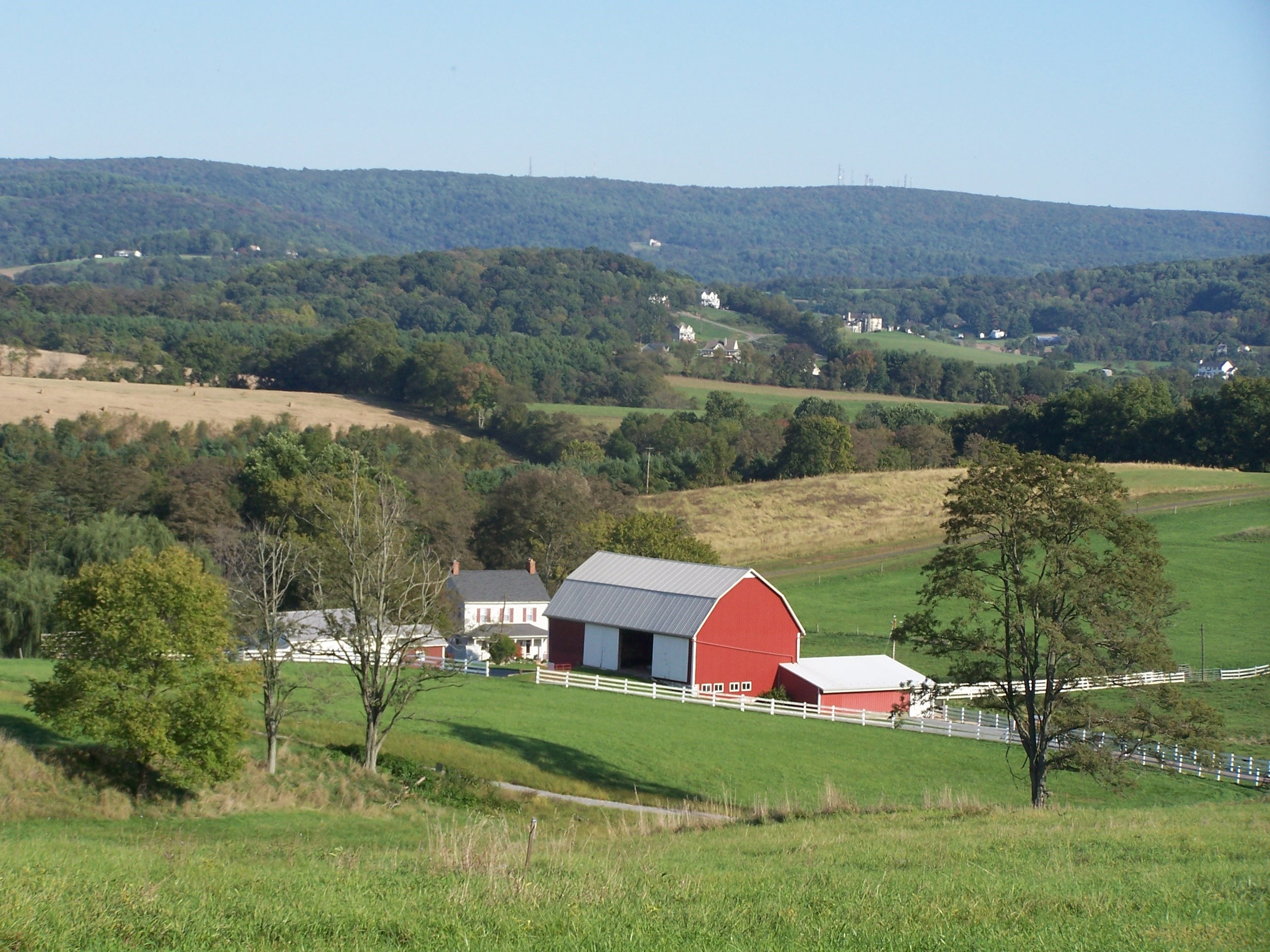 Farm in Frederick County, Maryland