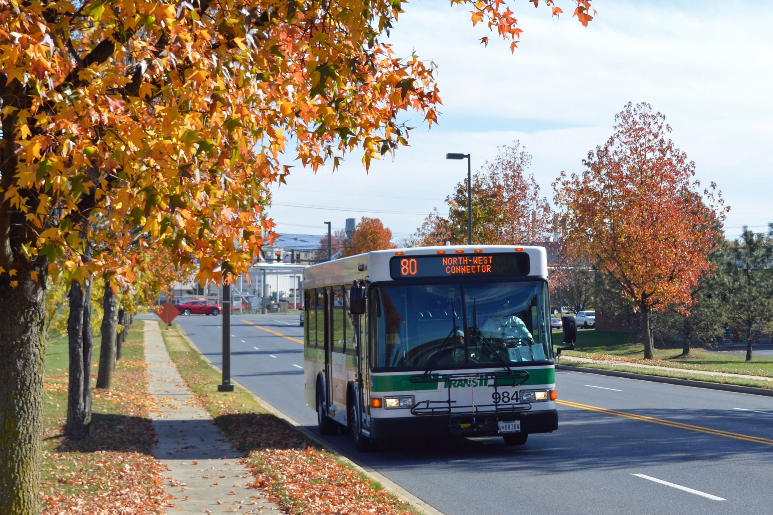 Transit Bus Schedules Frederick County Md Official Website