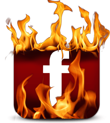 On-Fire-Facebook-Logo-psd61160