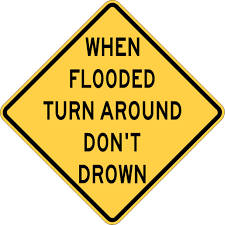 Turn Around Don&#39t Drown