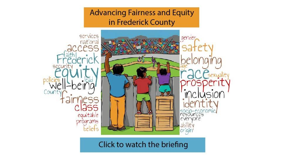 racial equity graphic