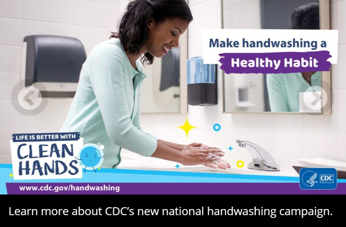 Hand Washing - CDC